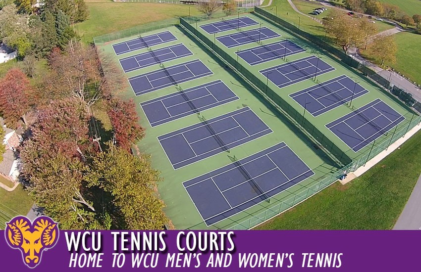 1a9a0987f2e West Chester Univeristy Tennis Courts - West Chester University ...