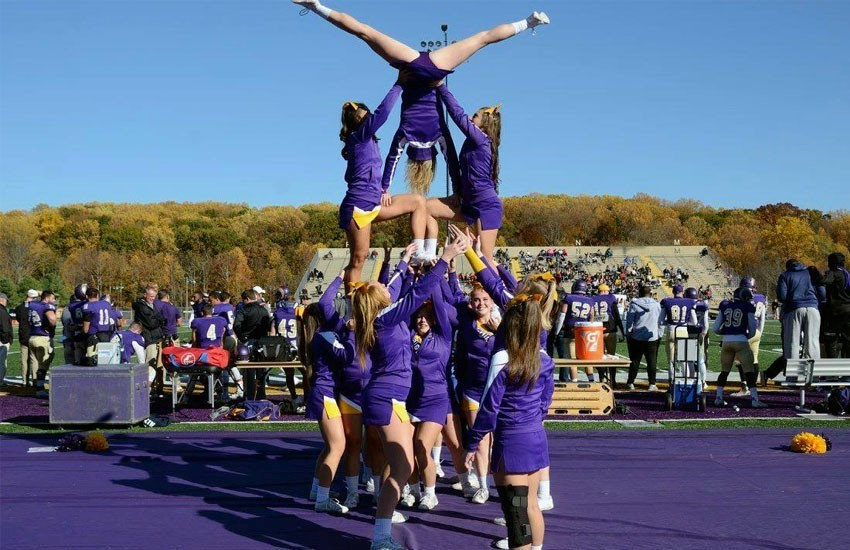 WCU Cheerleading To Hold College Prep Clinic - West Chester University