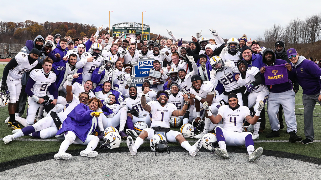 Football West Chester University Athletics