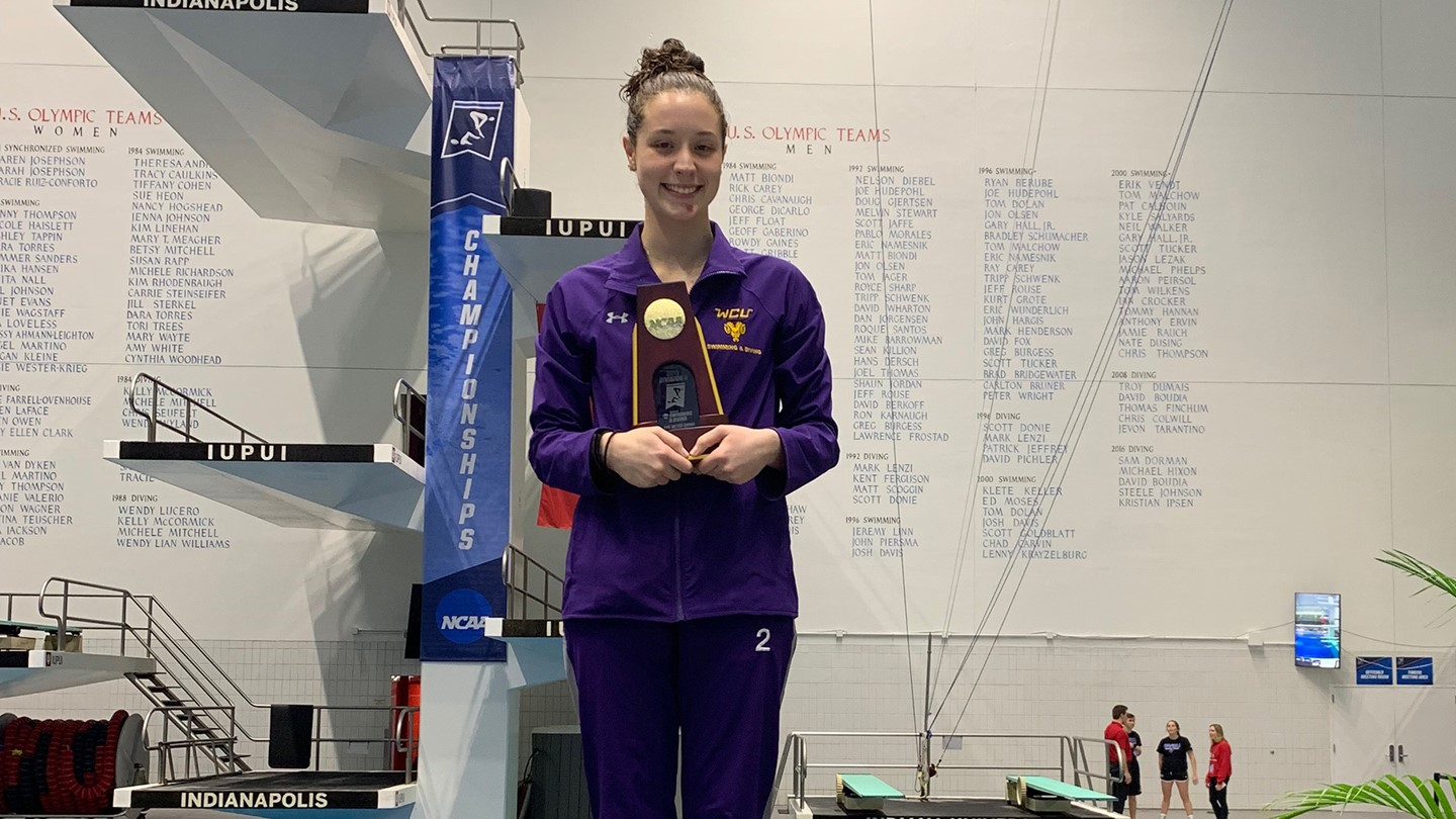Women S Swimming Diving West Chester University Athletics